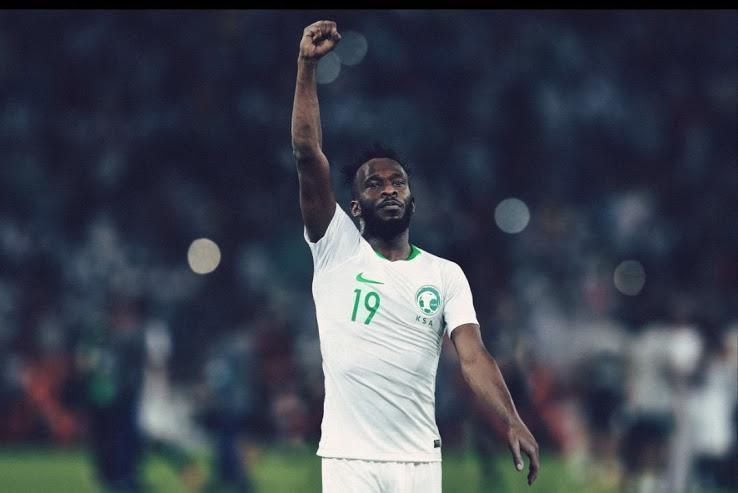 Nigeria World Cup 2018 kit  Home Nike shirt sold out in minutes as ... f30b47e70
