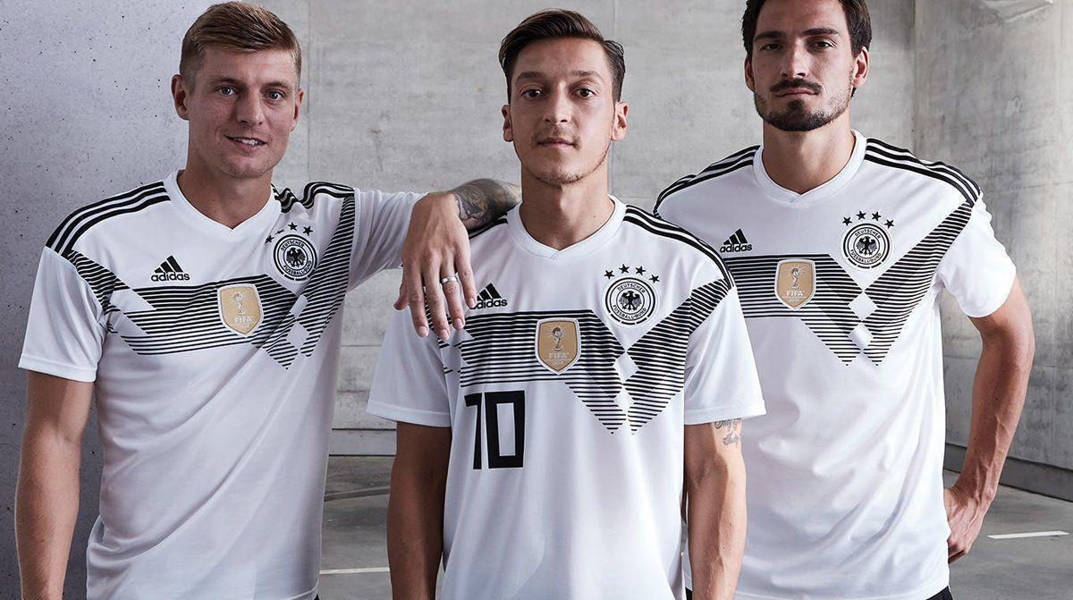 96eb4e4fa World Cup 2018 kits  Every home and away shirt rated - and your shock  favourite revealed