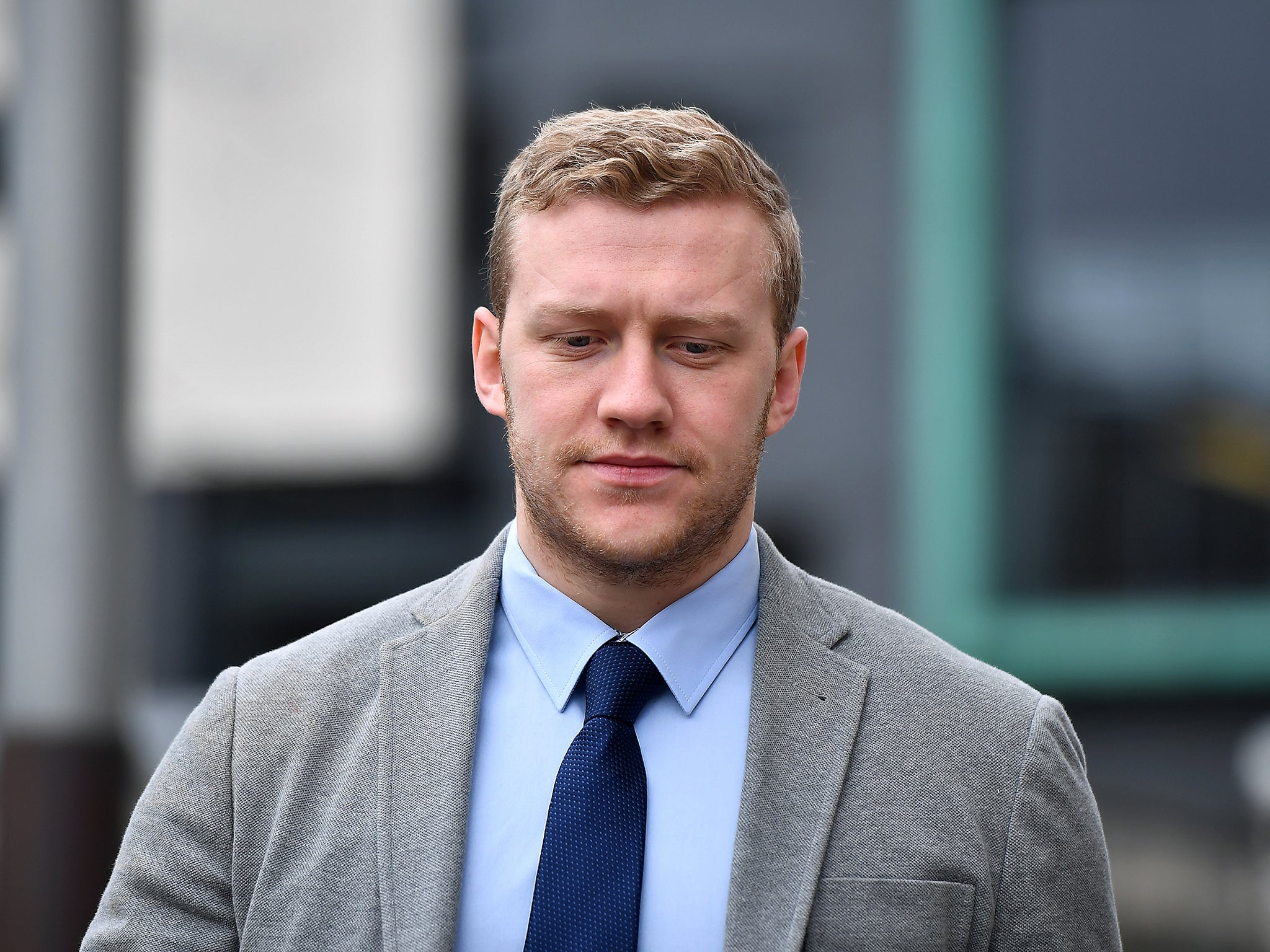 Cleared ex-Ireland and Ulster rugby player looks to retrieve legal costs after rape trial