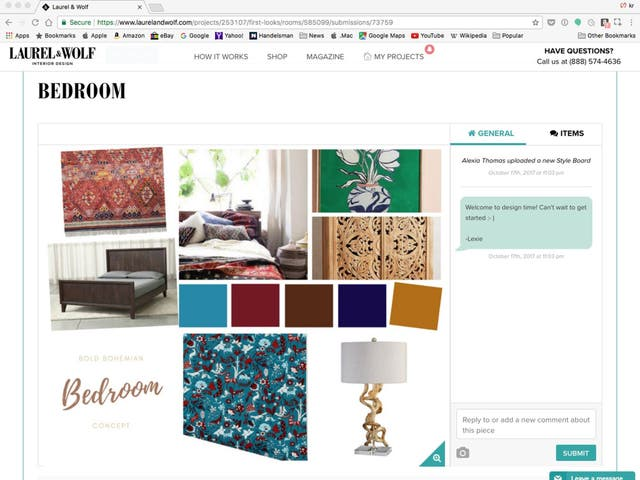 Online Startups Are Changing The Future Of Interior Design The Independent The Independent