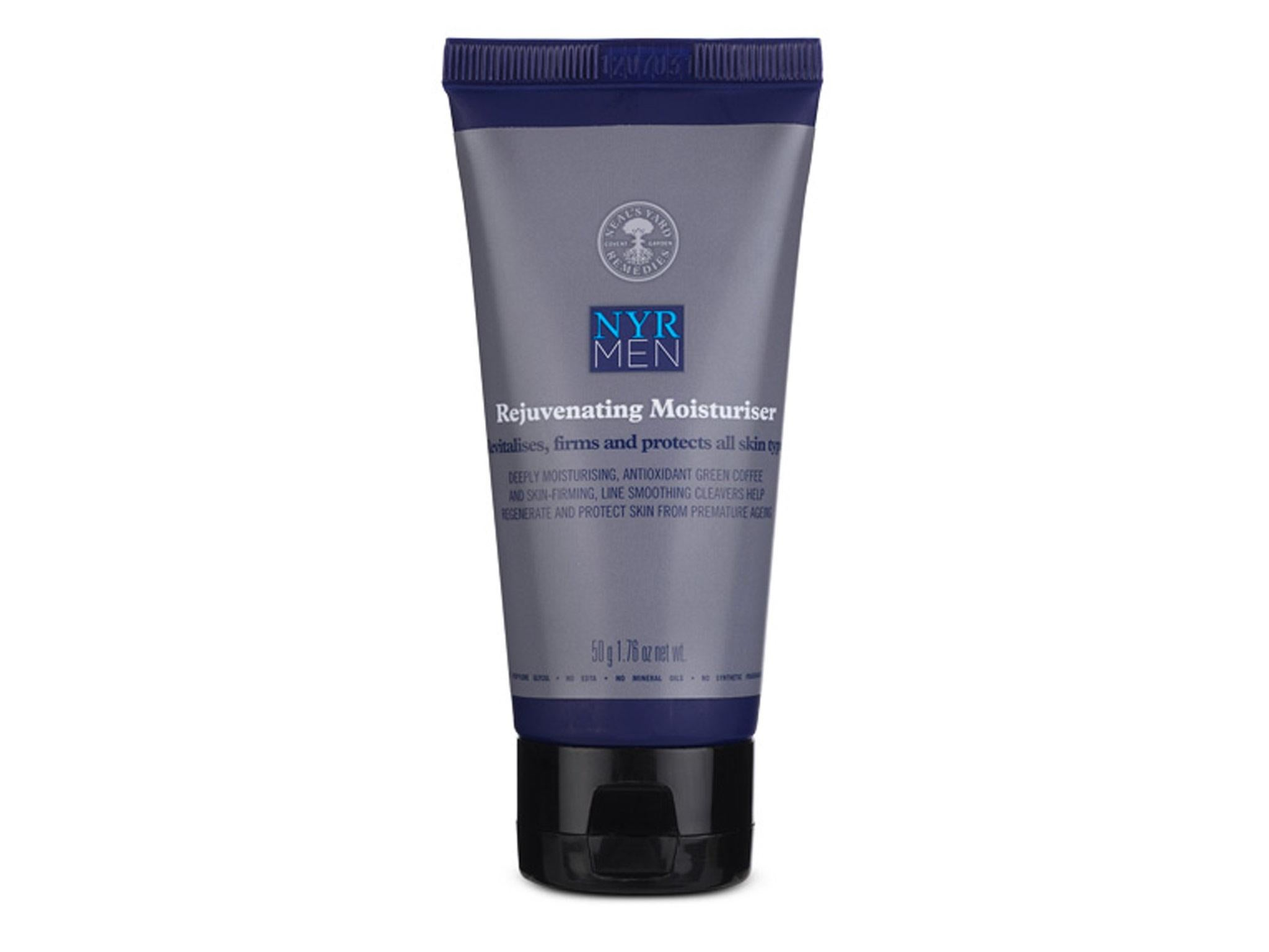 11 Best Mens Moisturisers The Independent Nivea Creme Tin 60ml Natural Organic Ingredients Are What Neals Yard Remedies Is All About So Brand Will Appeal To Eco Friendly Skincare Fans