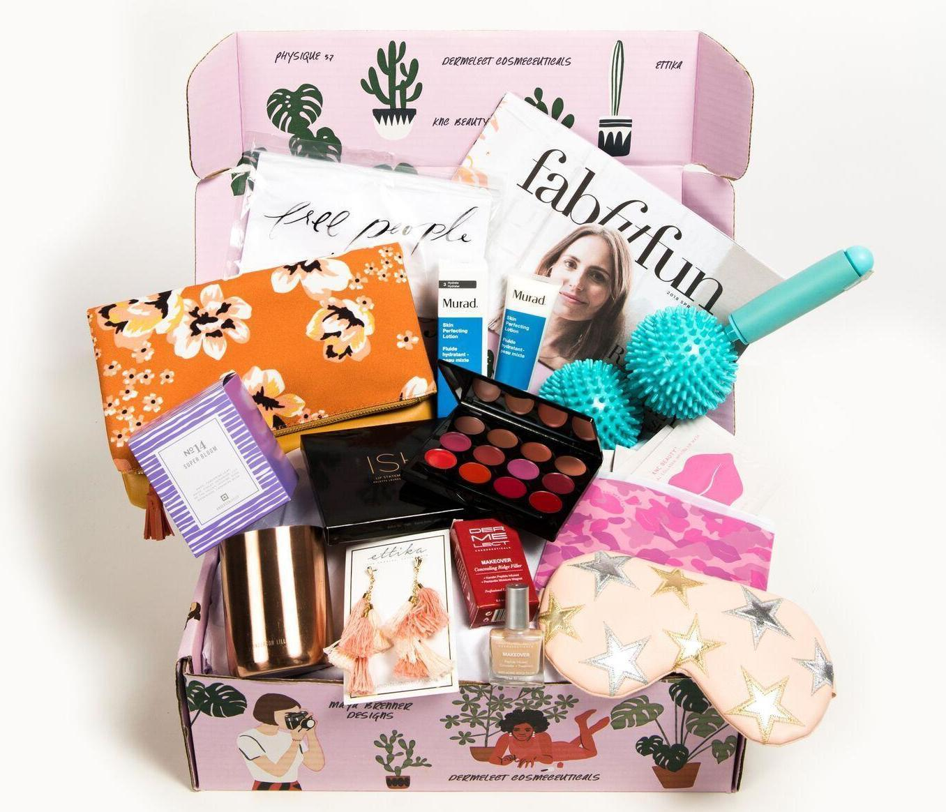 This box is full of excitement and much more than just a collection of  beauty products  more like a lifestyle package. Although it s not a monthly  ... cab09fbc8