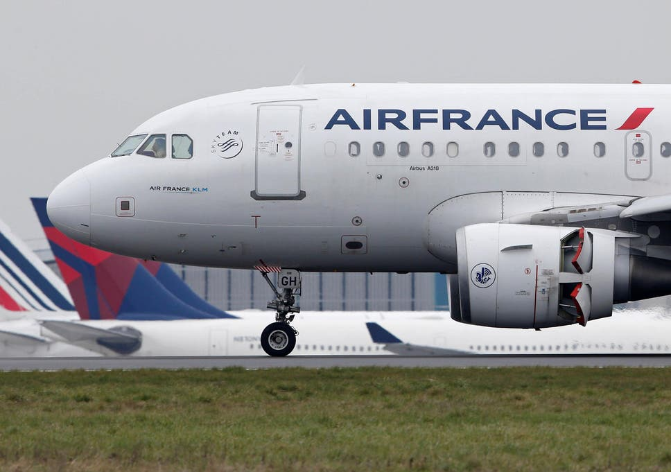 air france strike thousands of passengers stranded as airline
