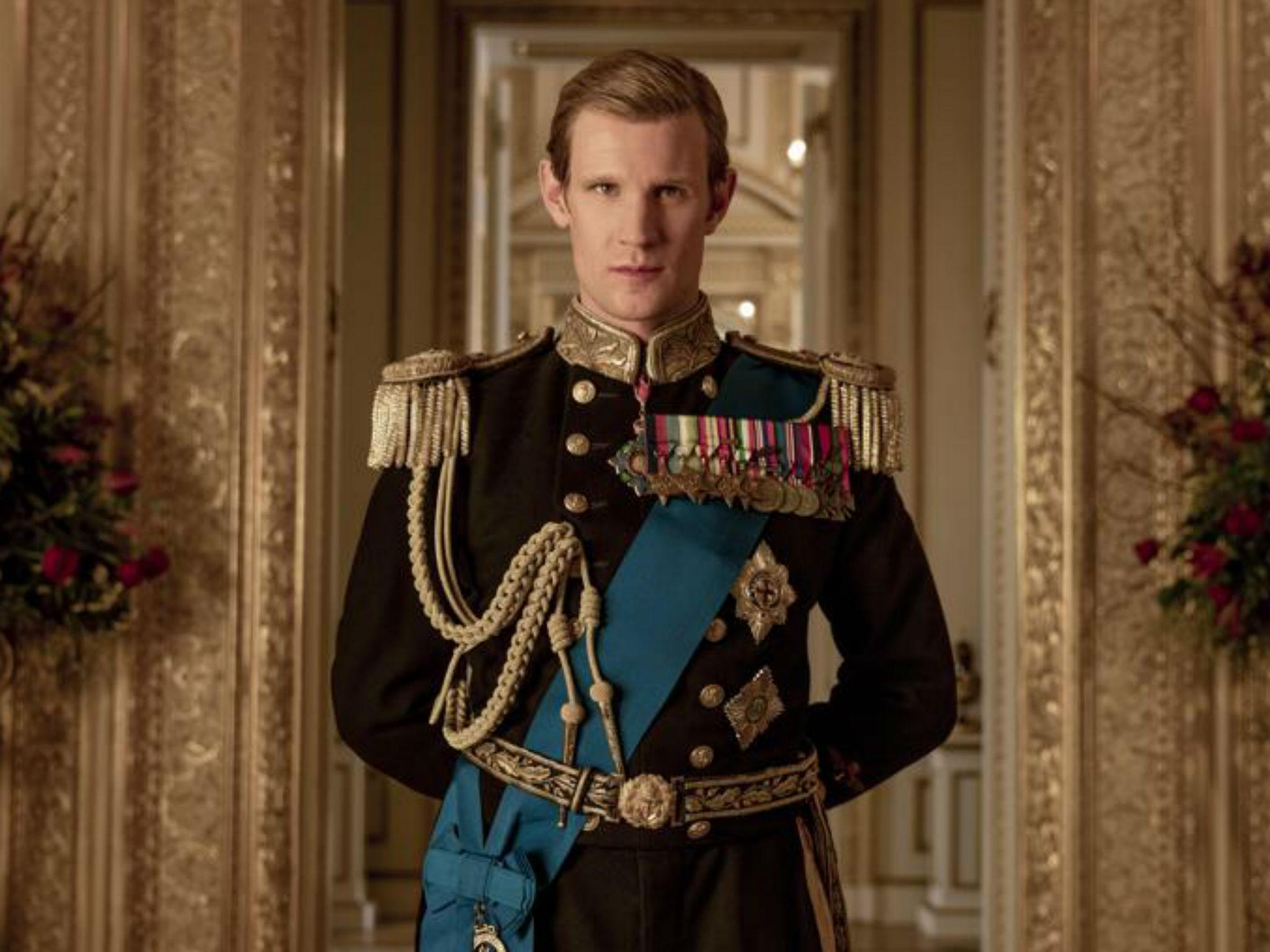 The Queen's alleged criticism of The Crown is 'damning', says Matt Smith