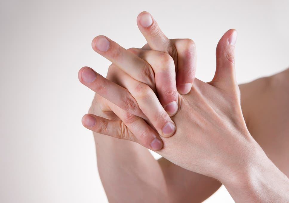 Why do cracking knuckles make a popping sound? | The Independent