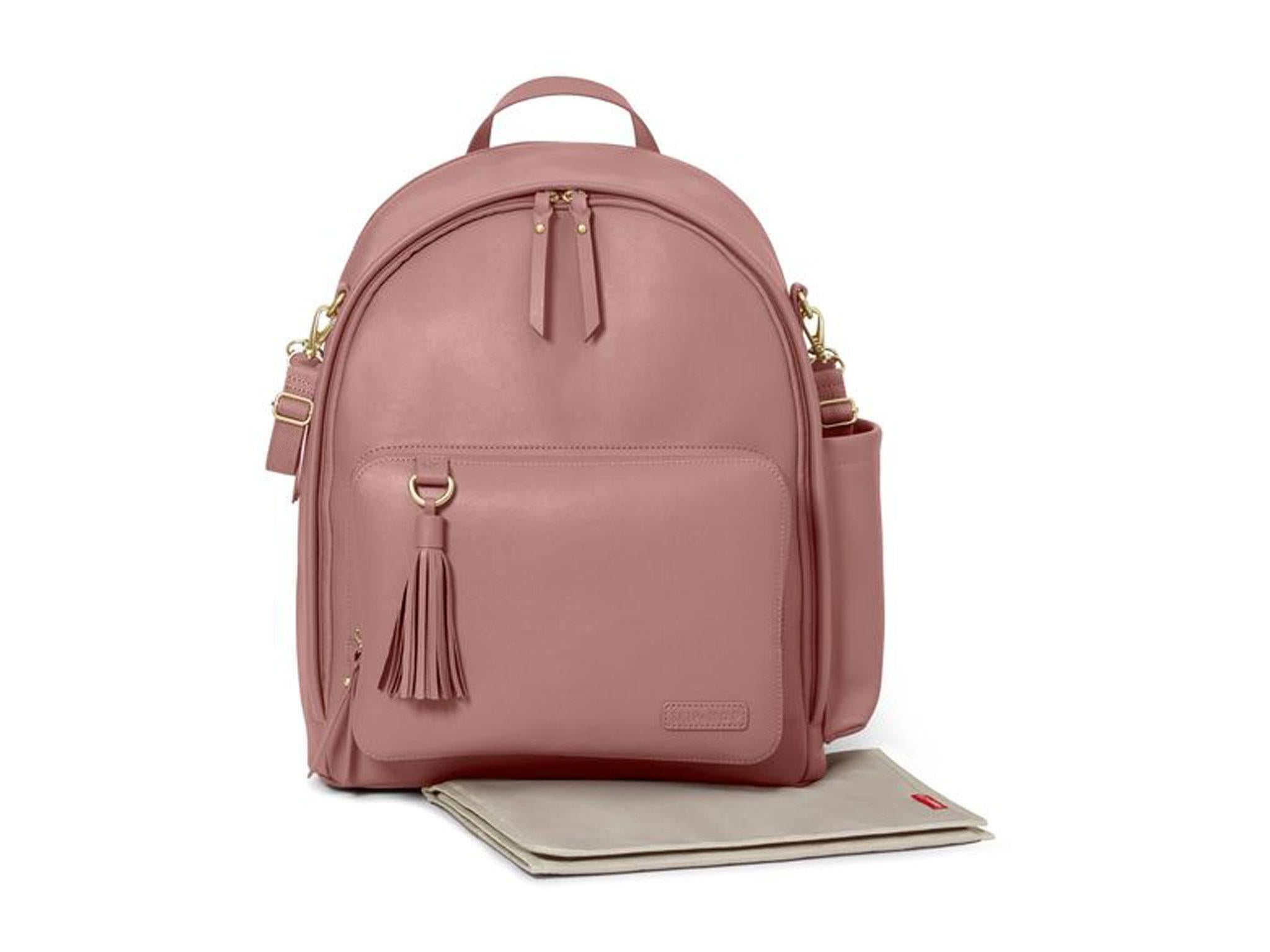 Skip Hop Greenwich Simply Chic backpack f2cd57b6824b2