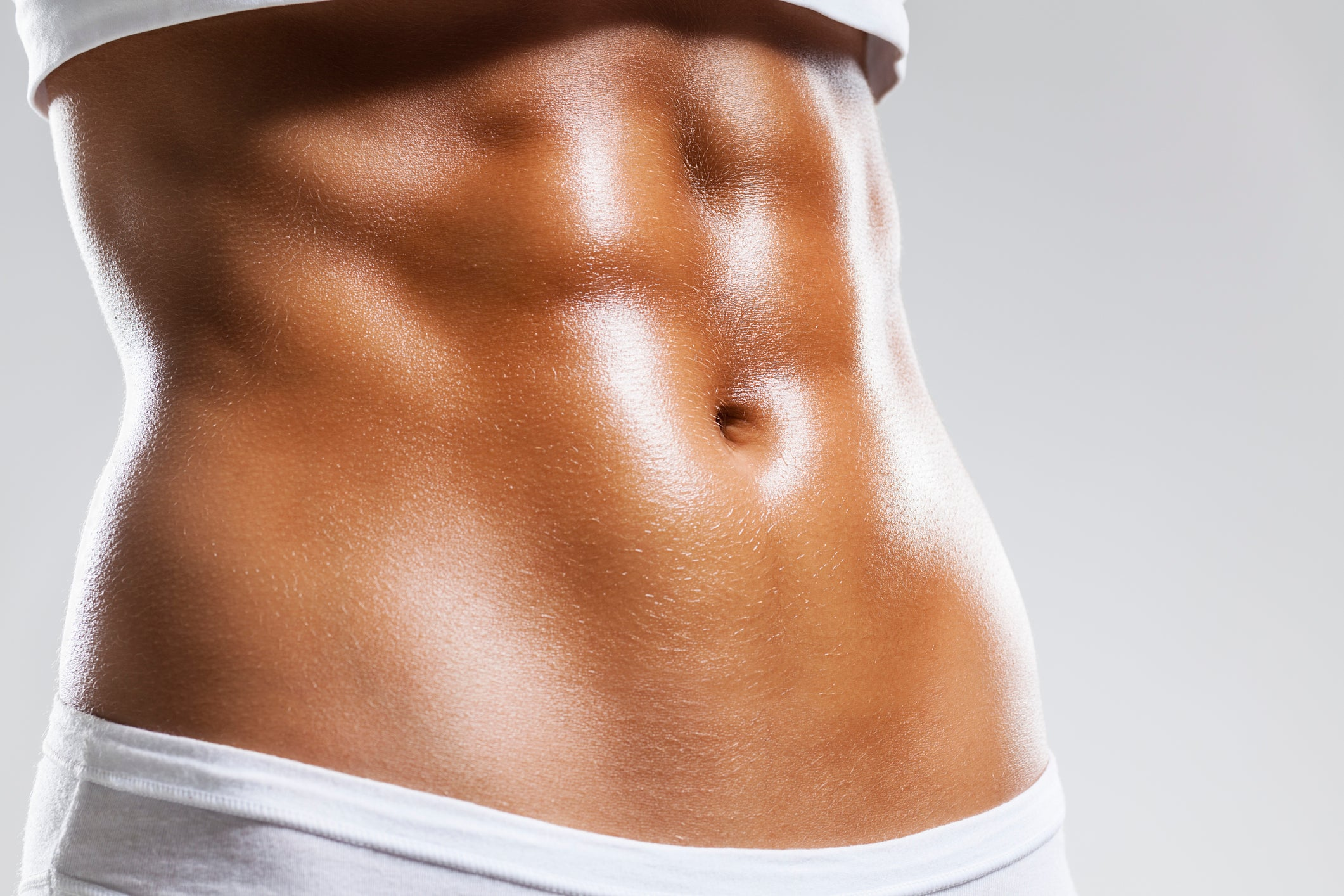 Breathing is the key to sculpting your abs, says personal trainer