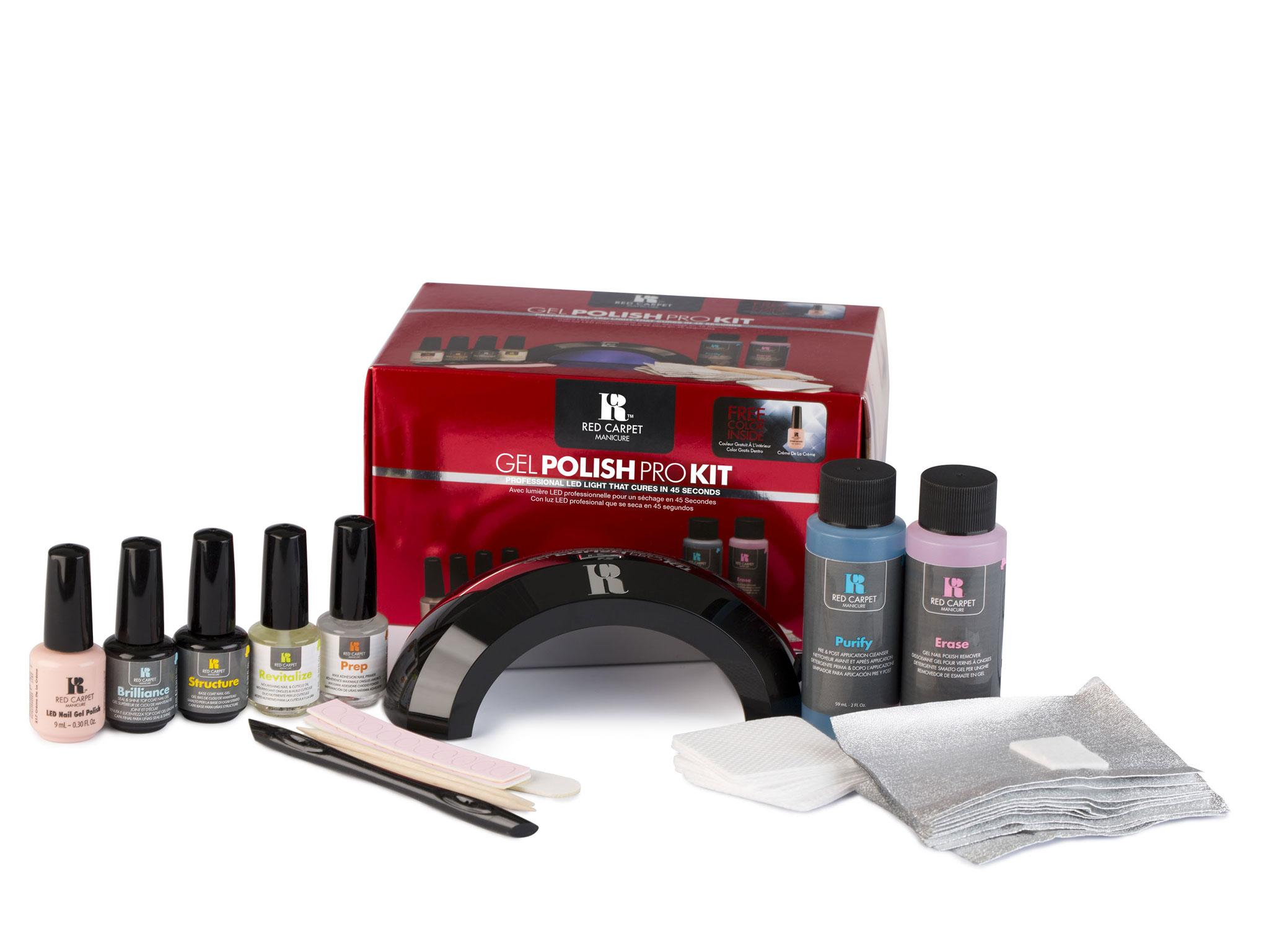 5 best home gel nail kits the independent cited solutioingenieria Image collections