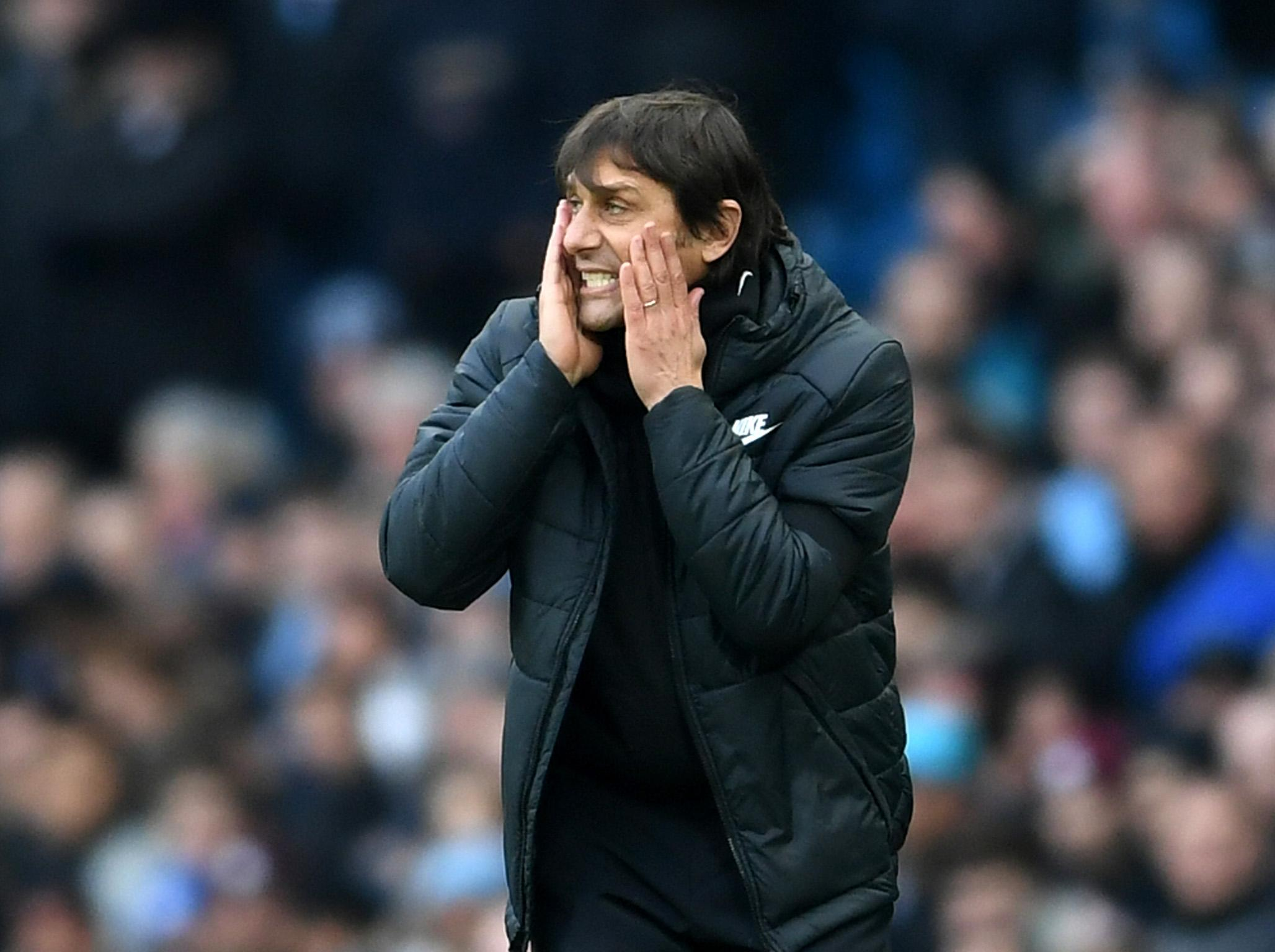Antonio Conte Latest News Breaking Stories And Comment The Flexus Gesture Control Sleeve Chelsea Will Struggle To Make Top Four Unless They Beat Spurs