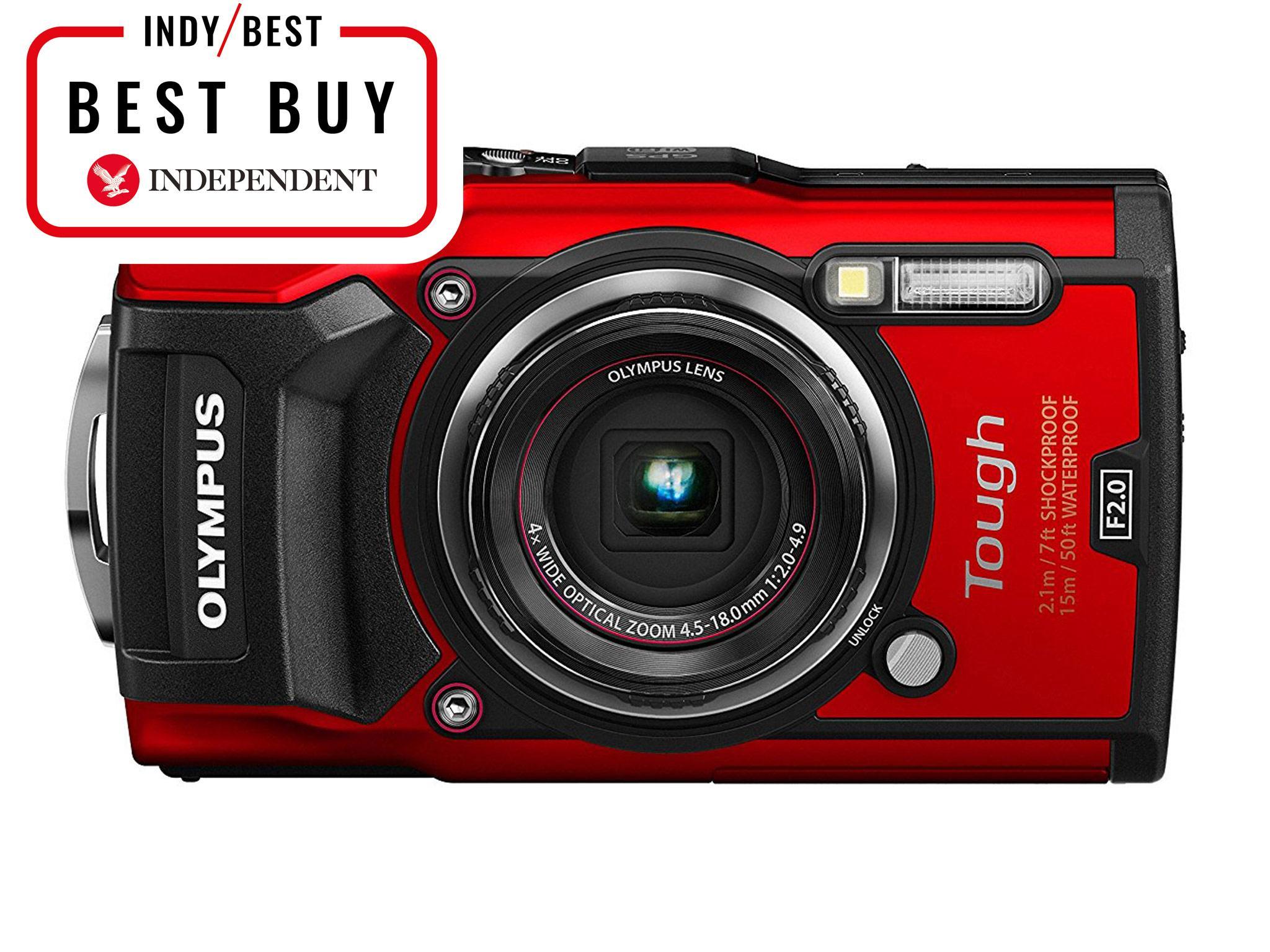 Best shockproof camera