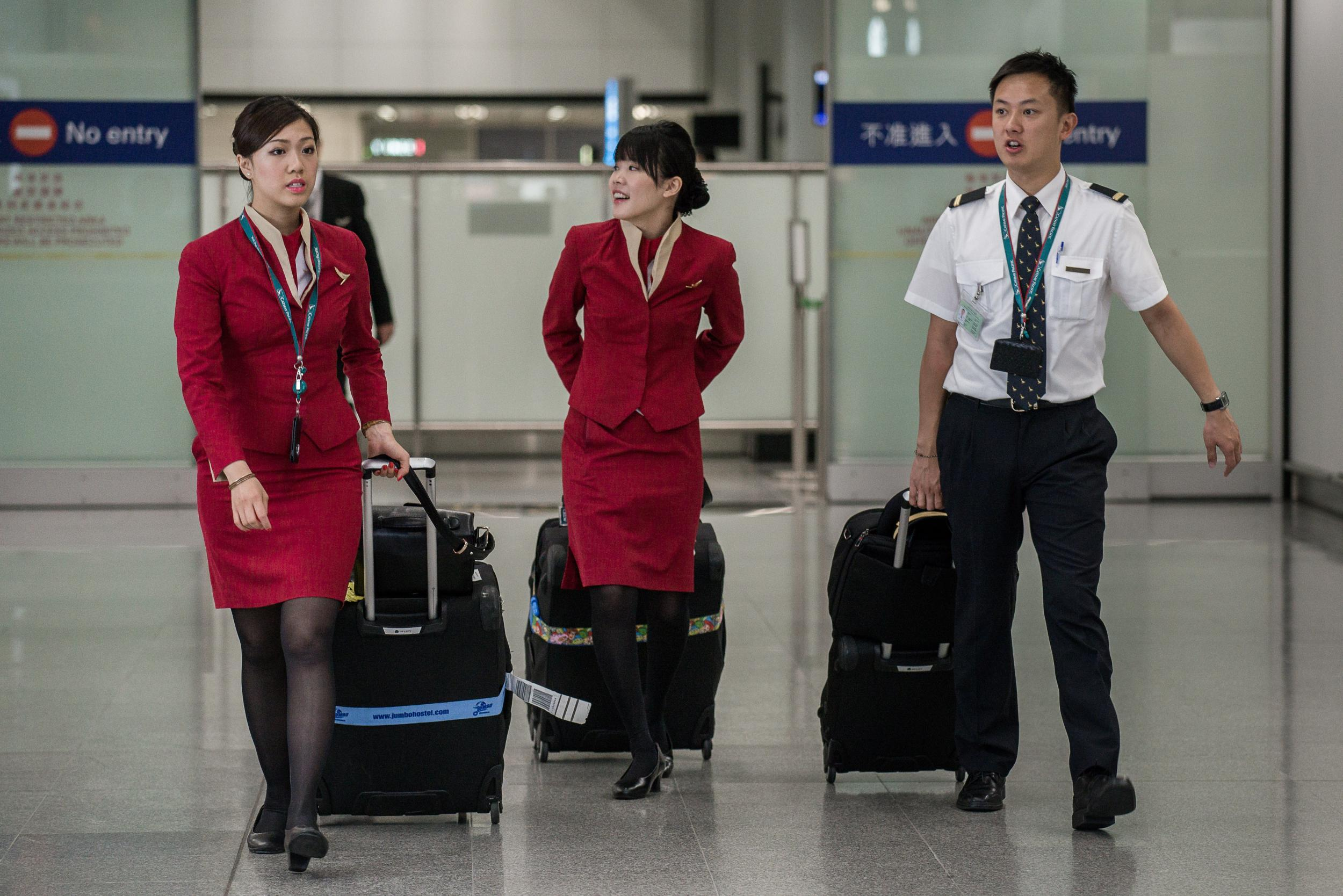 pay disagreements between cathay pacific airways and cathayís pilots and flight attendants essay I'd like to pay this have been killed in violence between april and the company debuted its medium-lift antares rocket during a test flight on.