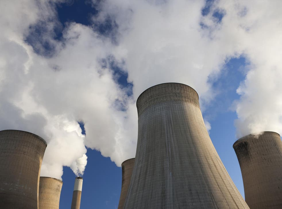 A new report states the UK must set new targets to ensure greenhouse gas emissions are balanced by the removal of greenhouse gases from the atmosphere