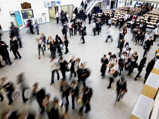 Most secondary schools are now academies