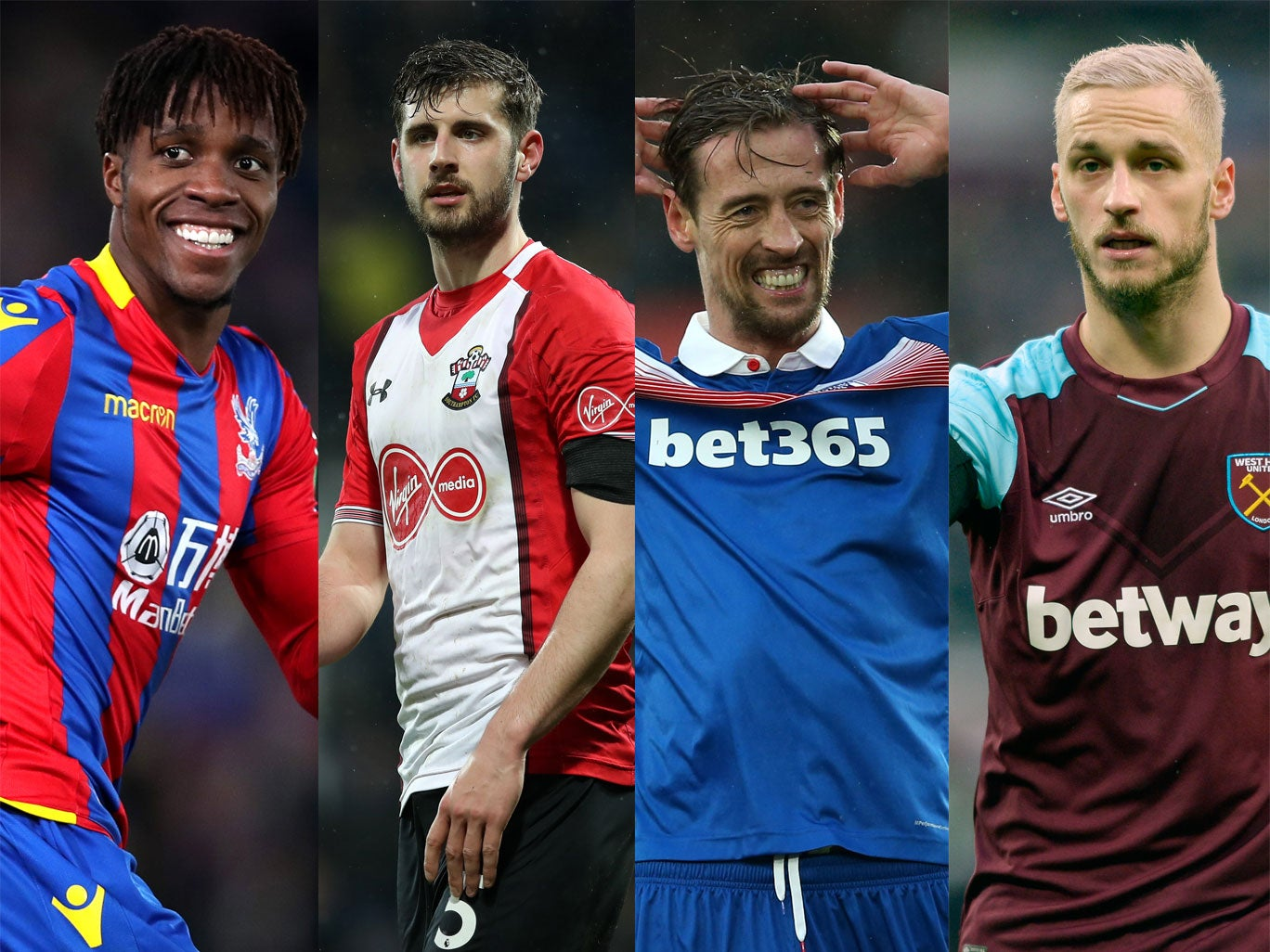 Premier League relegation battle: Who has the best run-in at the bottom of the table?