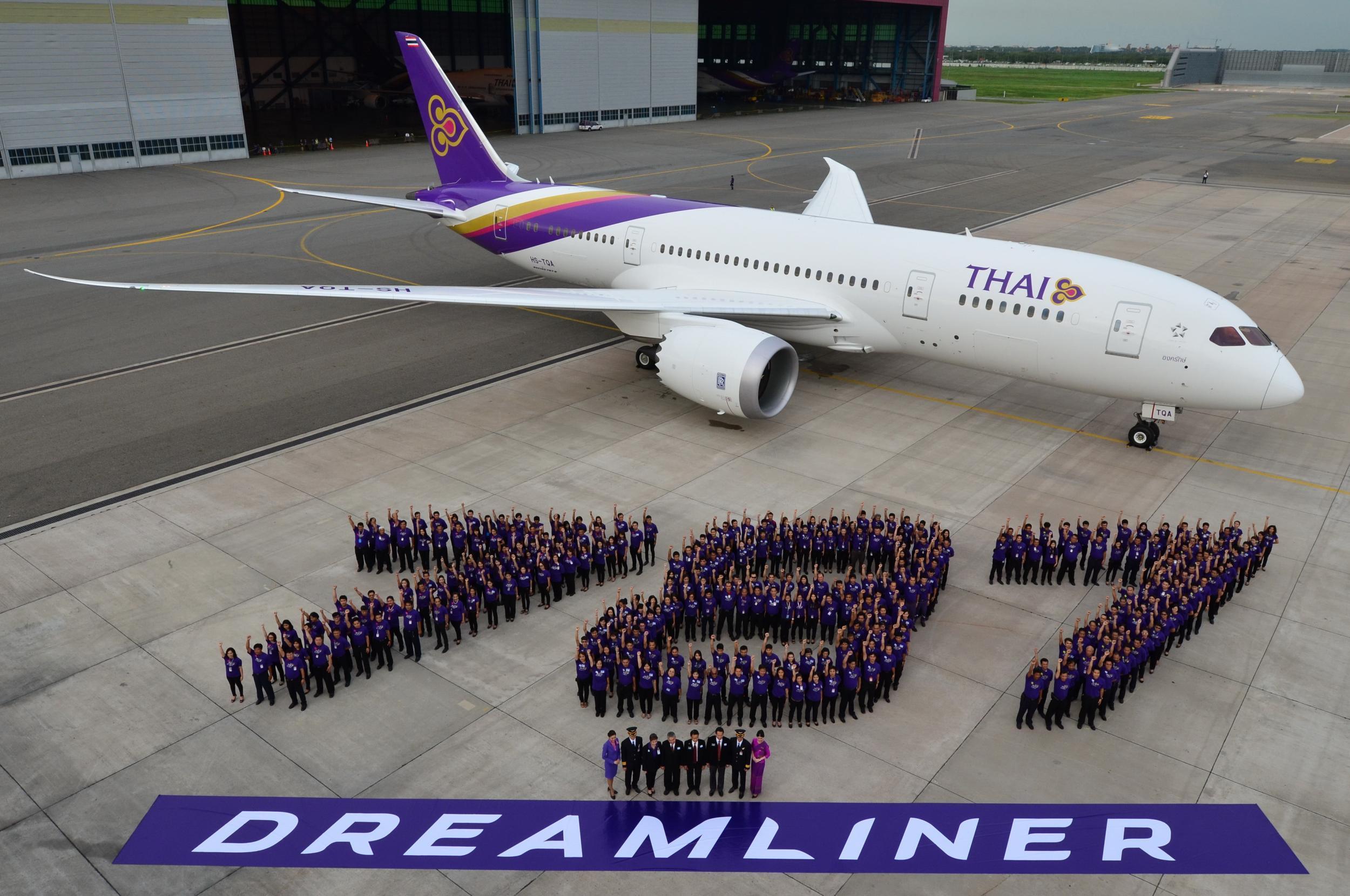 Thai Airways bans overweight passengers from business class