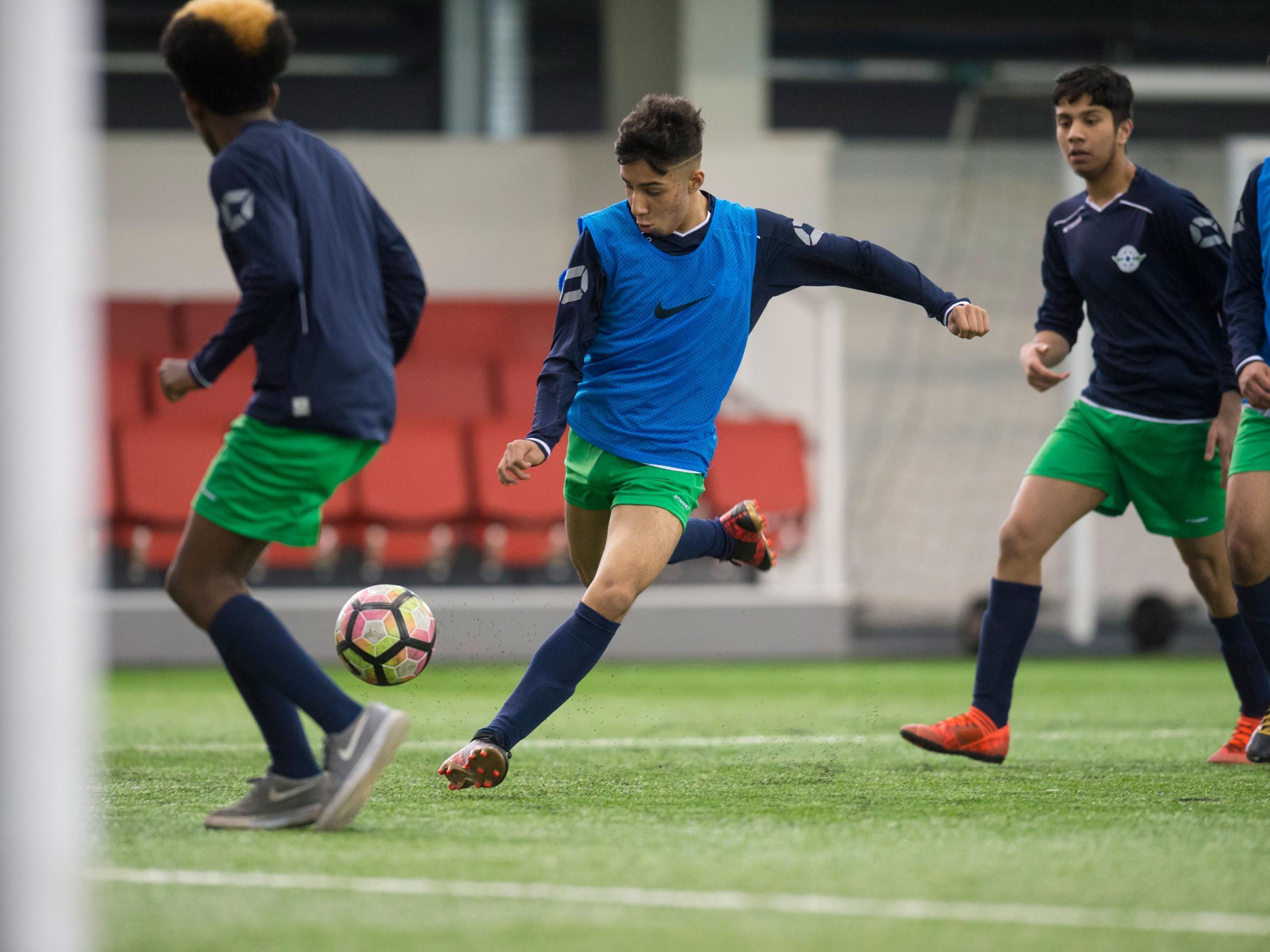 British asian footballers