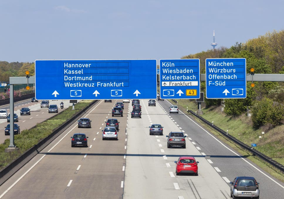 Running Free In Germanys Outdoor >> Eight Reasons That Germany S Autobahn Is So Much Better Than Us