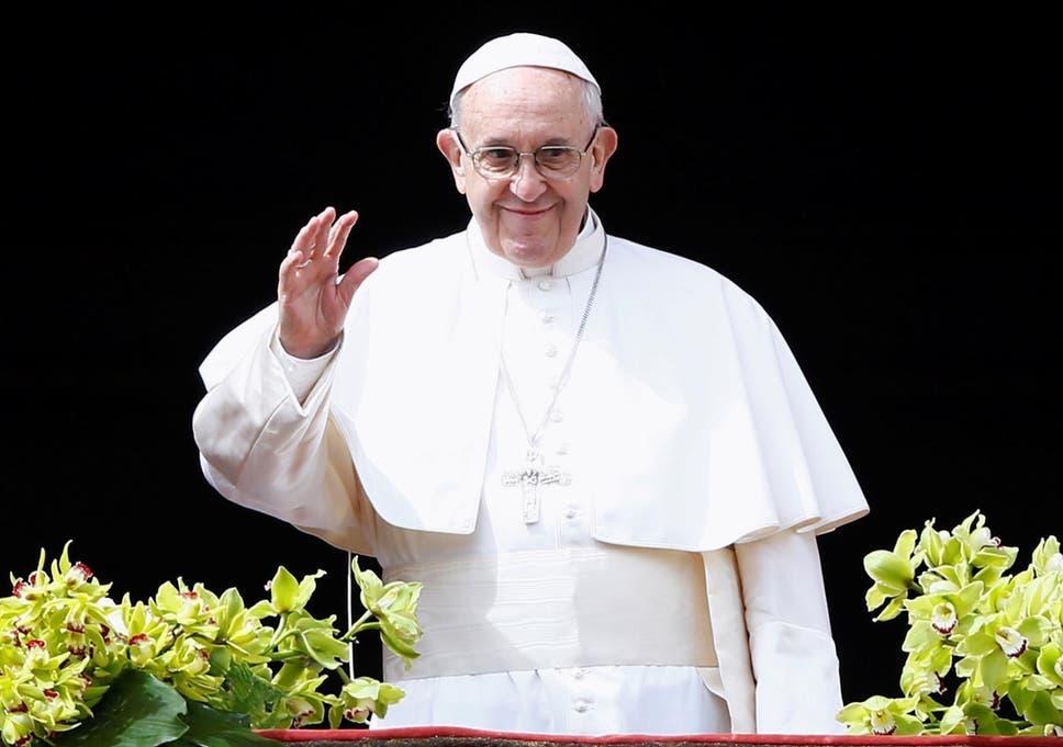 Apr 2016. Pope Francis Apostolic Exhortation Amoris Laetitia transposes church.