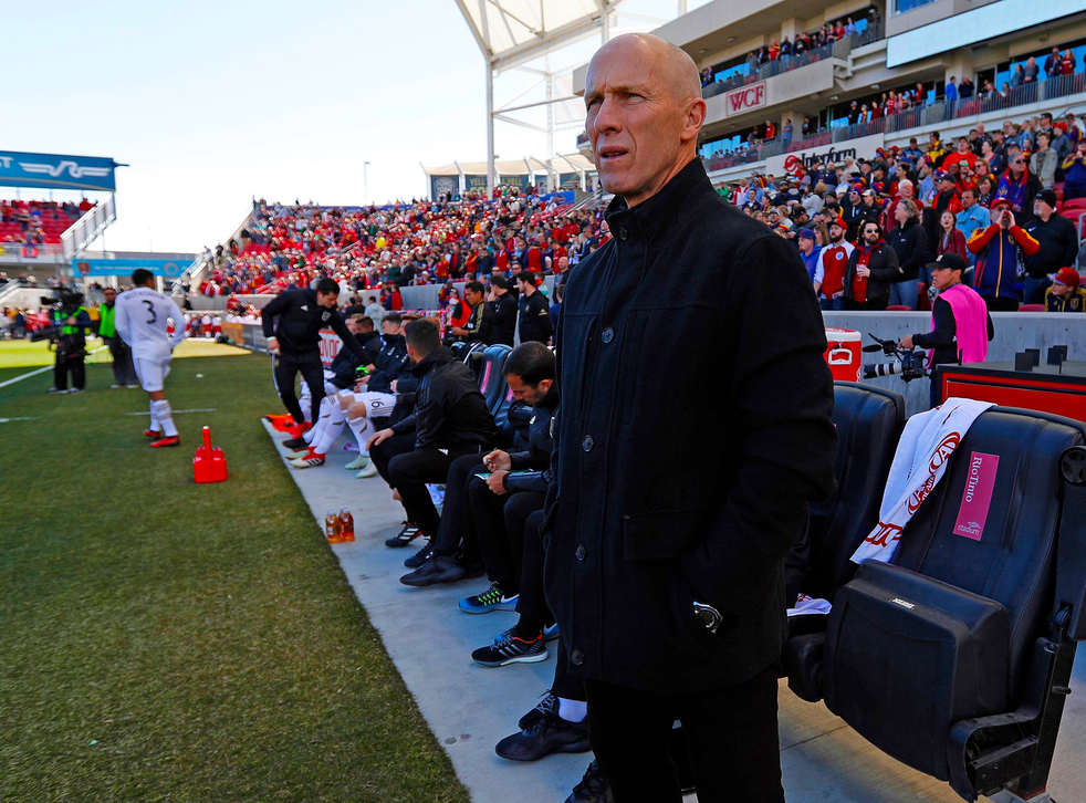 Bob Bradley is starting over in Los Angeles and is optimistic of what the future might bring