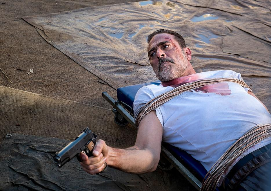 The Walking Dead season 8 episode 14: The Jadis-Negan helicopter scene  explained | The Independent