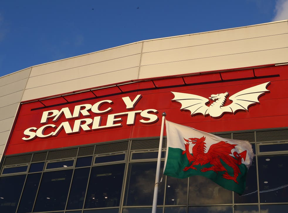 Scarlets have announced that an investigation is taking place after reports of racial abuse