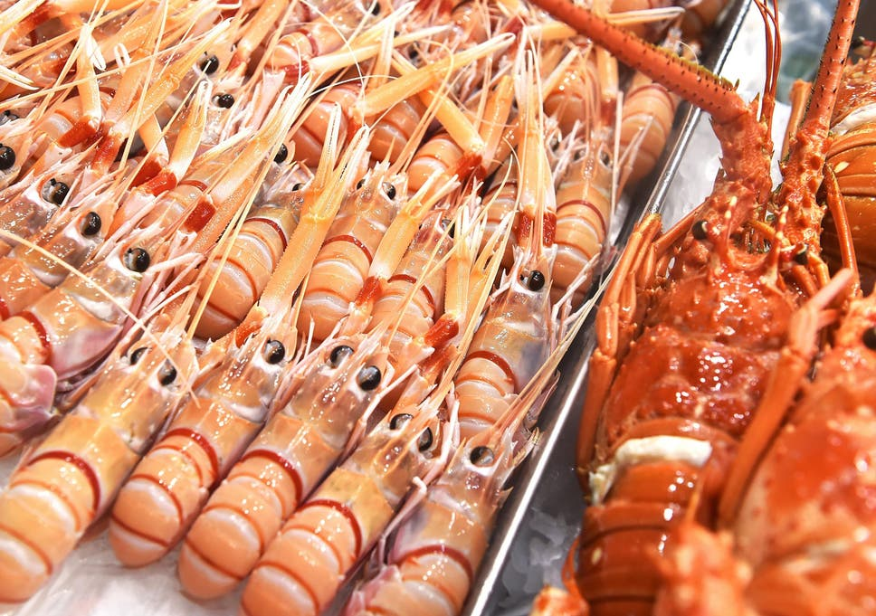 Seafood greenhouse gas emissions have spiked due to demand