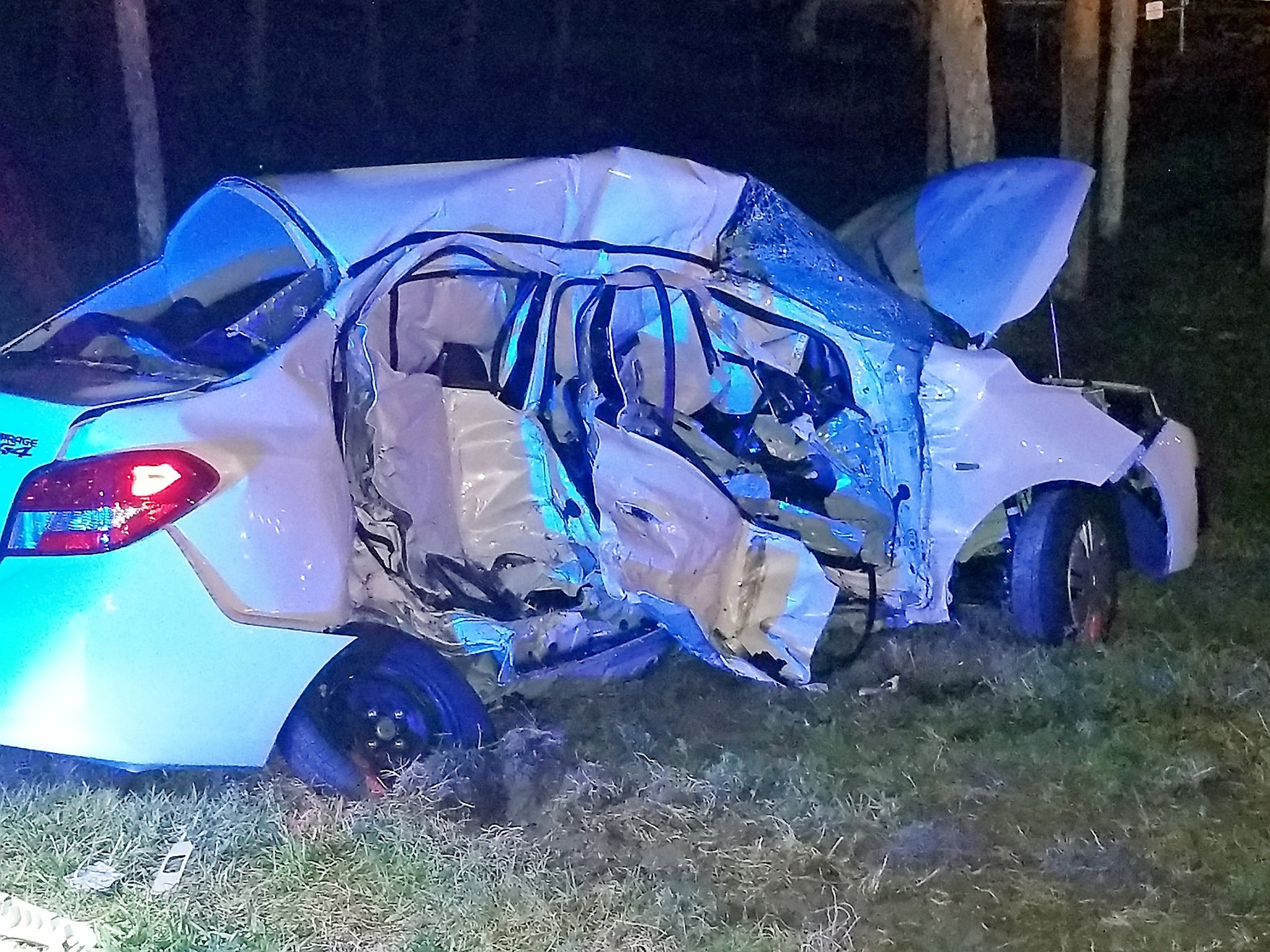 florida car crash kills four british family members the independent