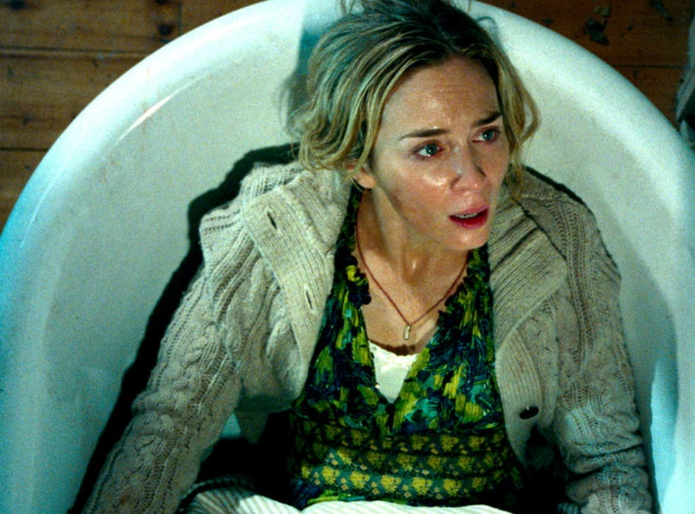 Don't make a sound: Emily Blunt stars in 'A Quiet Place'