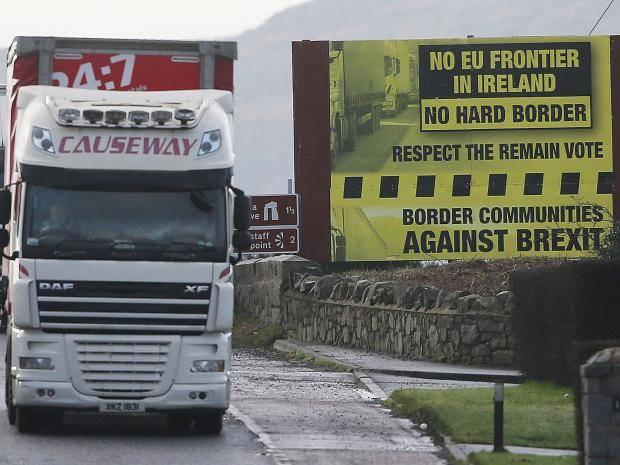 No-deal Brexit: Northern Ireland 'lacks capacity to issue food trade paperwork' if UK crashes out of EU