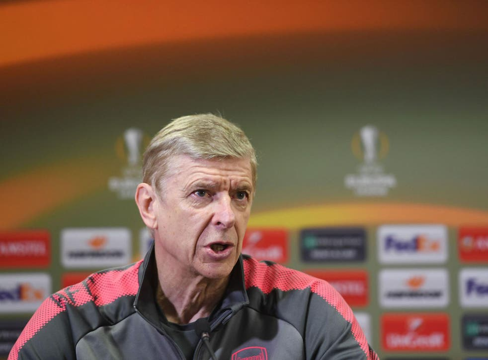 The Arsenal manager said the situation between the UK and Russia remains 'complicated'