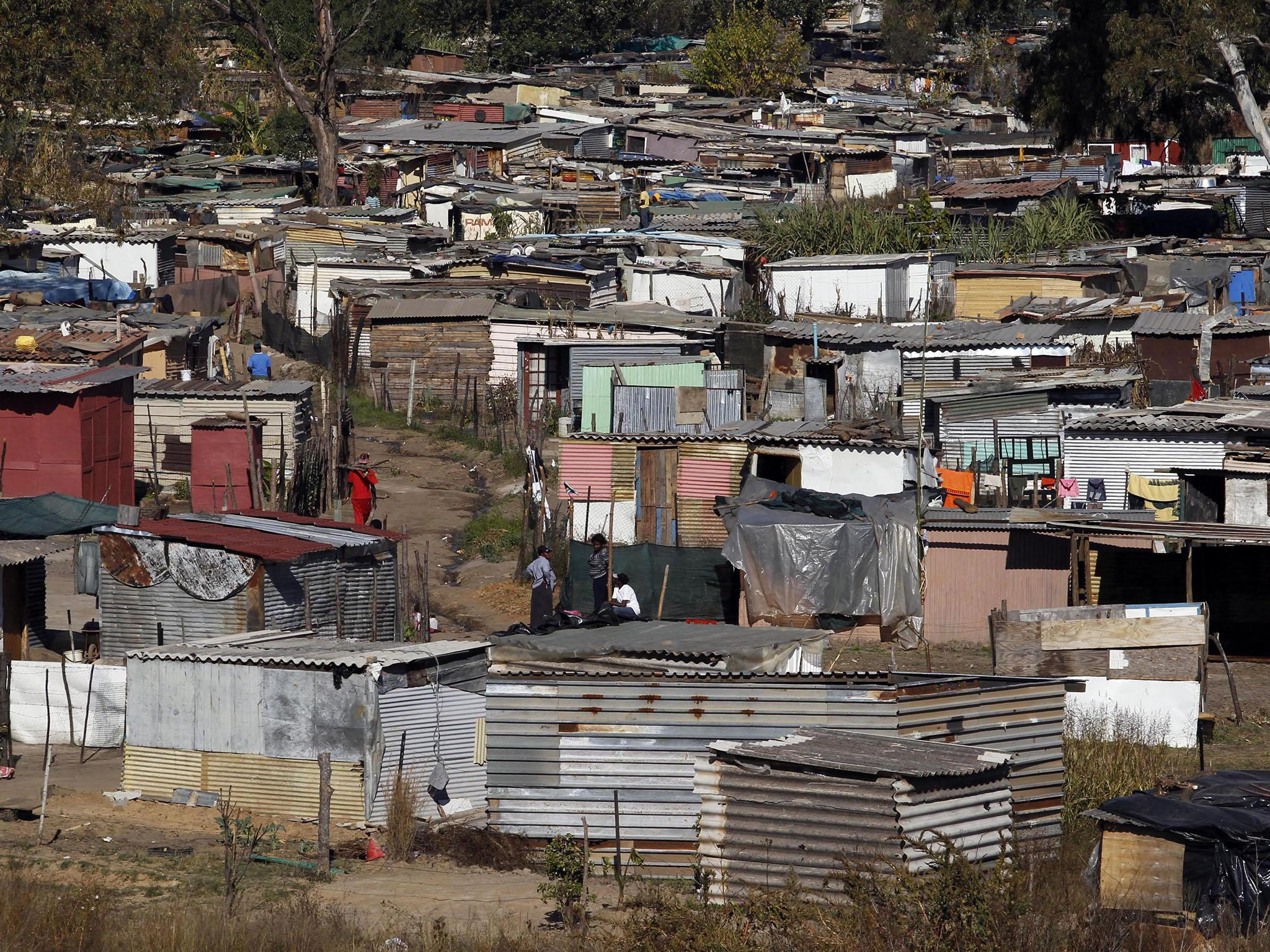 "South Africa is the most unequal country in the world and its poverty is the ""enduring legacy of apartheid"", says World Bank"