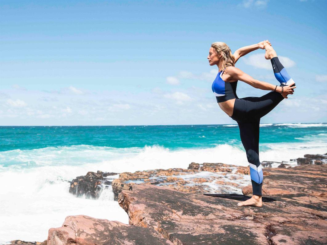 Plastic The Adidas Recycled Made Yoga Ocean From Launch Collection 087rqx06