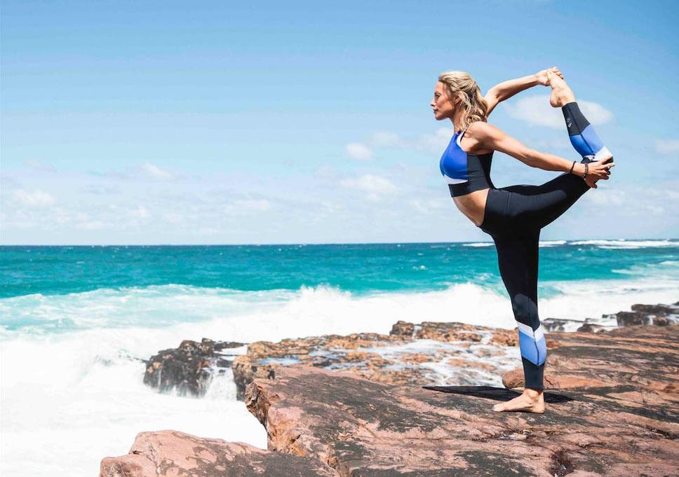 on sale 0be11 557ab Adidas launch yoga collection made from recycled ocean plastic