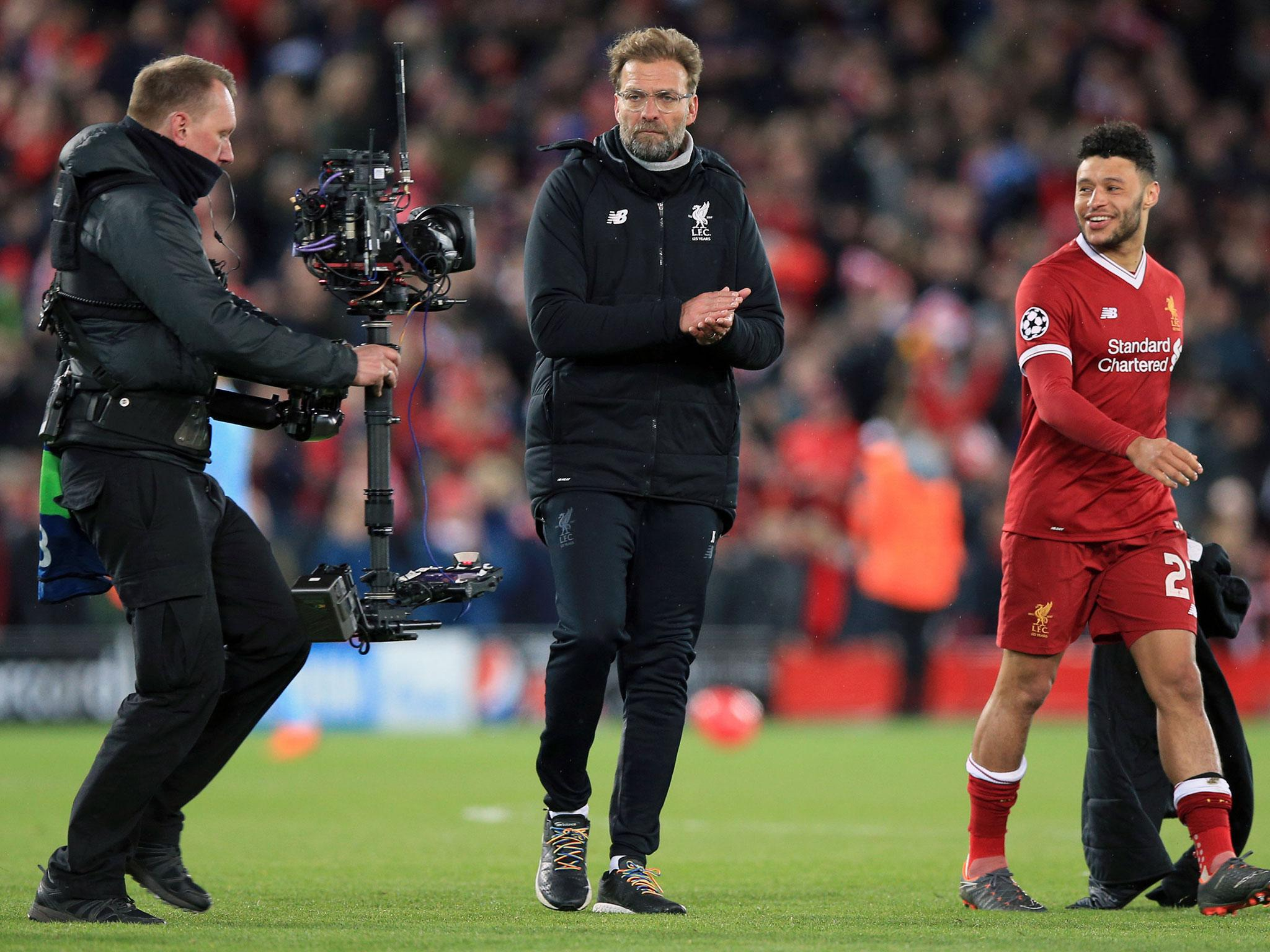 Jurgen Klopp: None of my Liverpool players 'were dancing in the dressing room' after Manchester City win