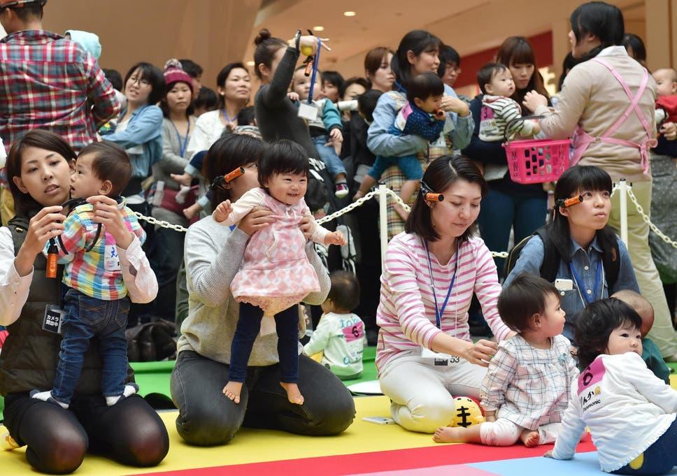 Childless couples are 'selfish', senior Japanese politician
