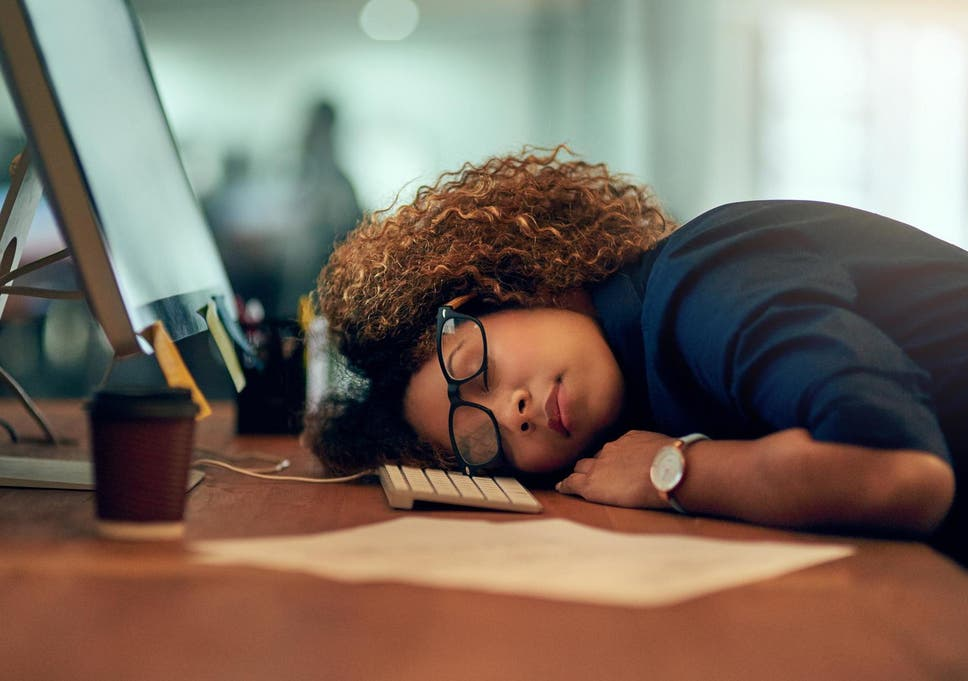 How to stop yourself falling asleep when bored | The Independent