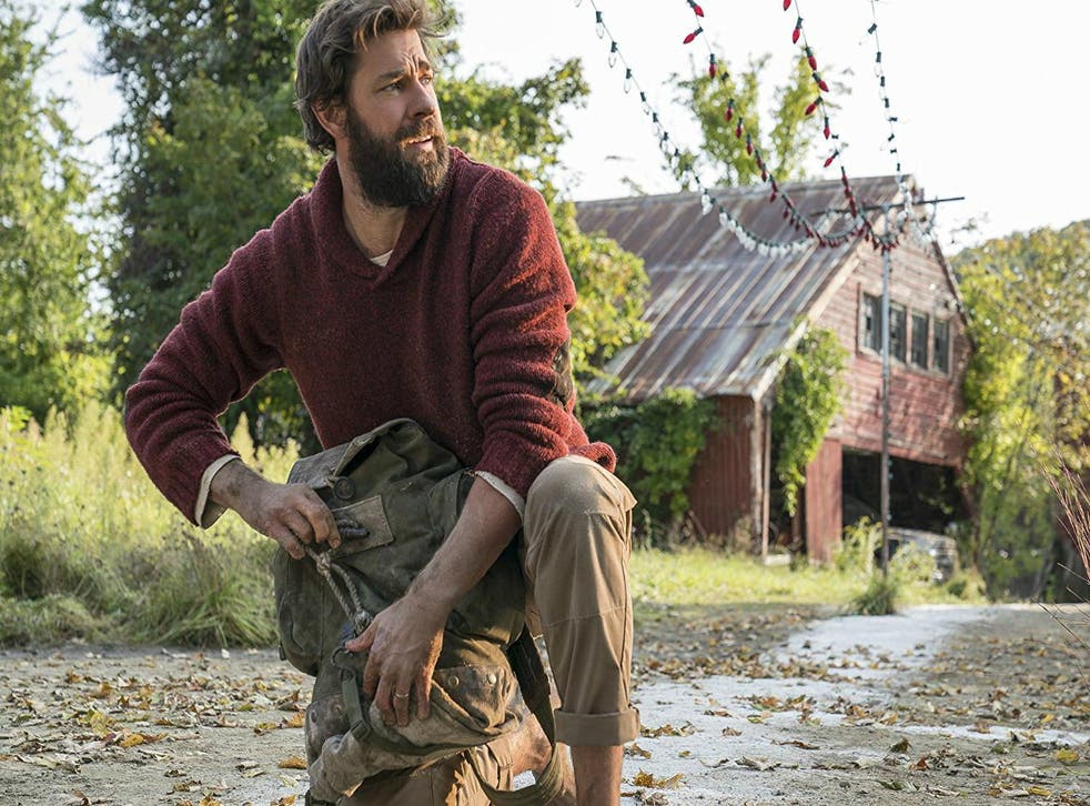 Krasinski cut his teeth acting in TV and film comedies but has now turned his hand to horror – with great success