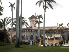 Palm Beach reviewing if Trump can live at Mar-a-Lago after complaints