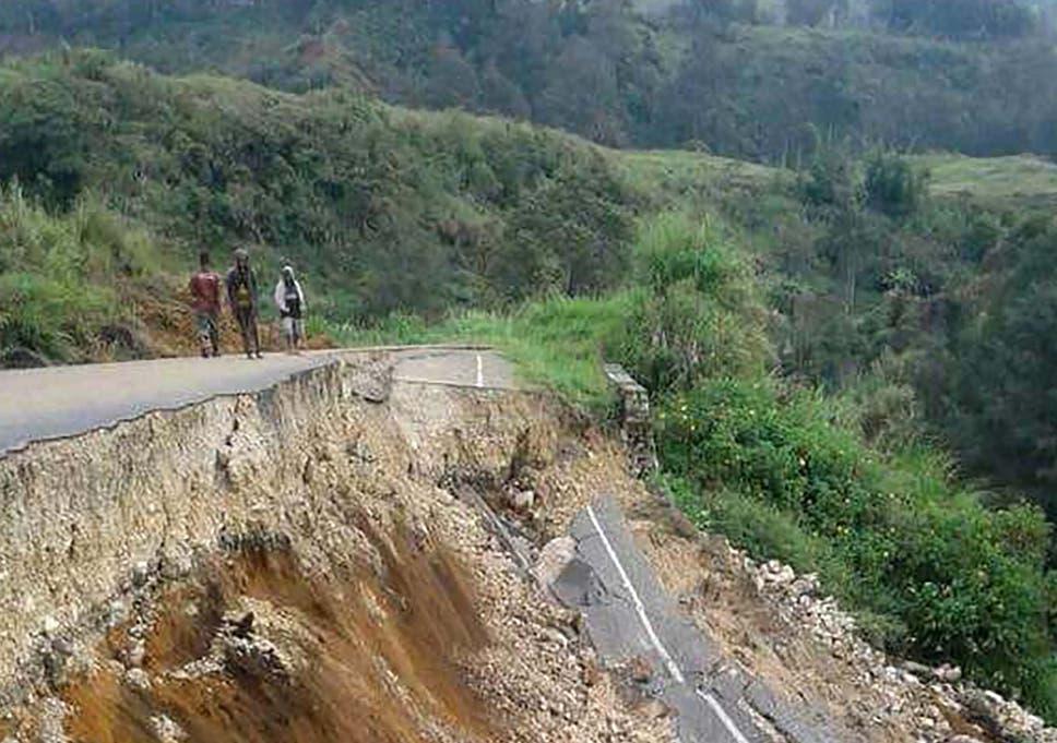 Papua New Guinea earthquake: 6 4-magnitude tremor hits New