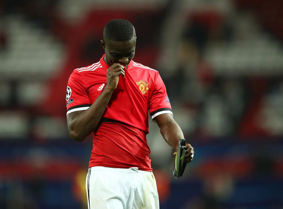 Bailly has been left out of three of the last six matchday squads