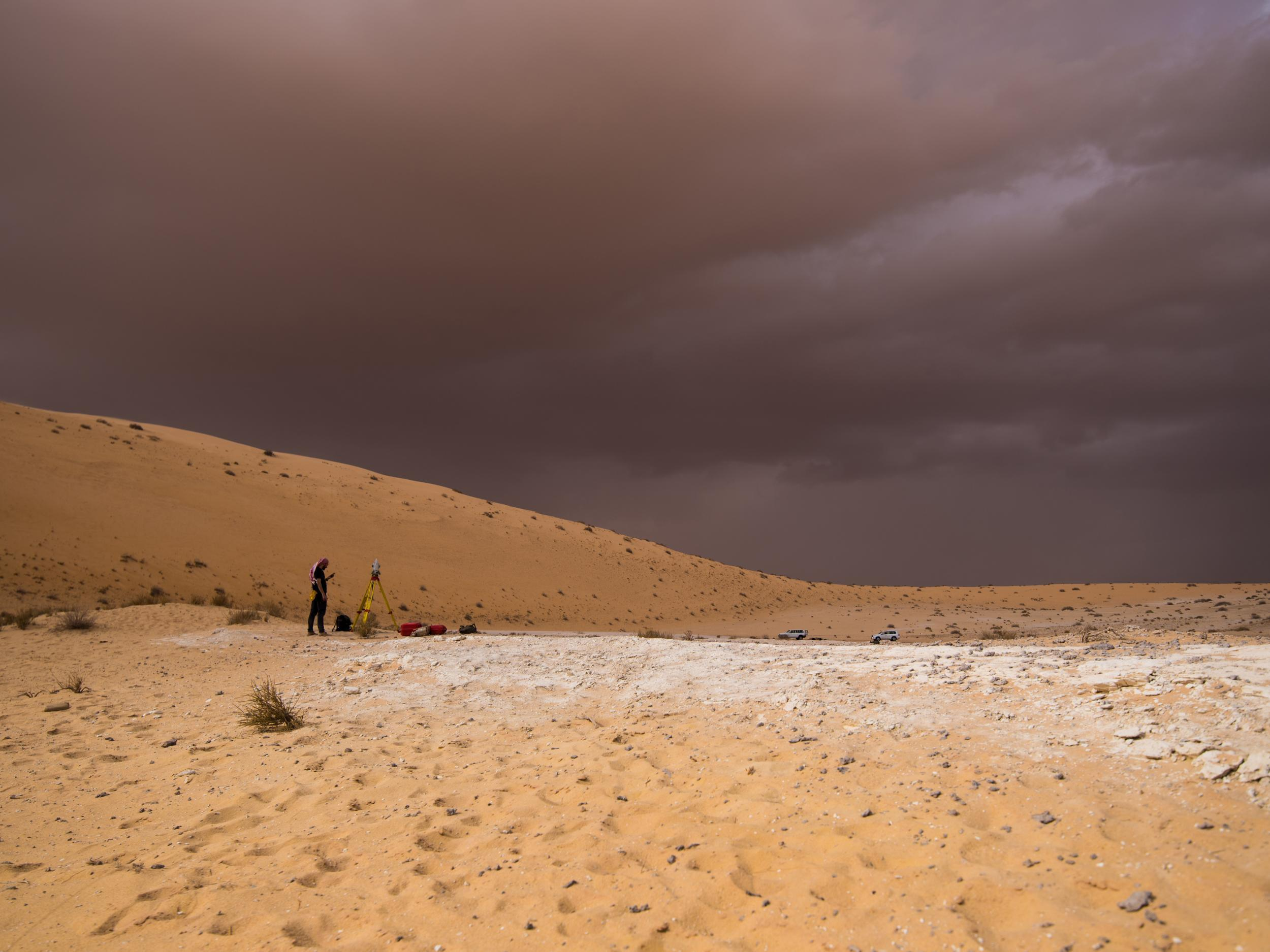 Finger found in Saudi Arabian desert reveals secrets of early human  migration  387dc9e4a4b