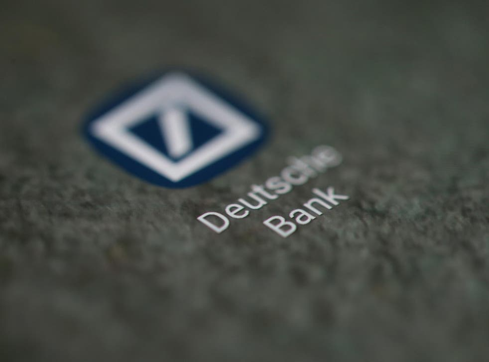 Deutsche shares rose on Monday morning after Mr Cryan was sacked