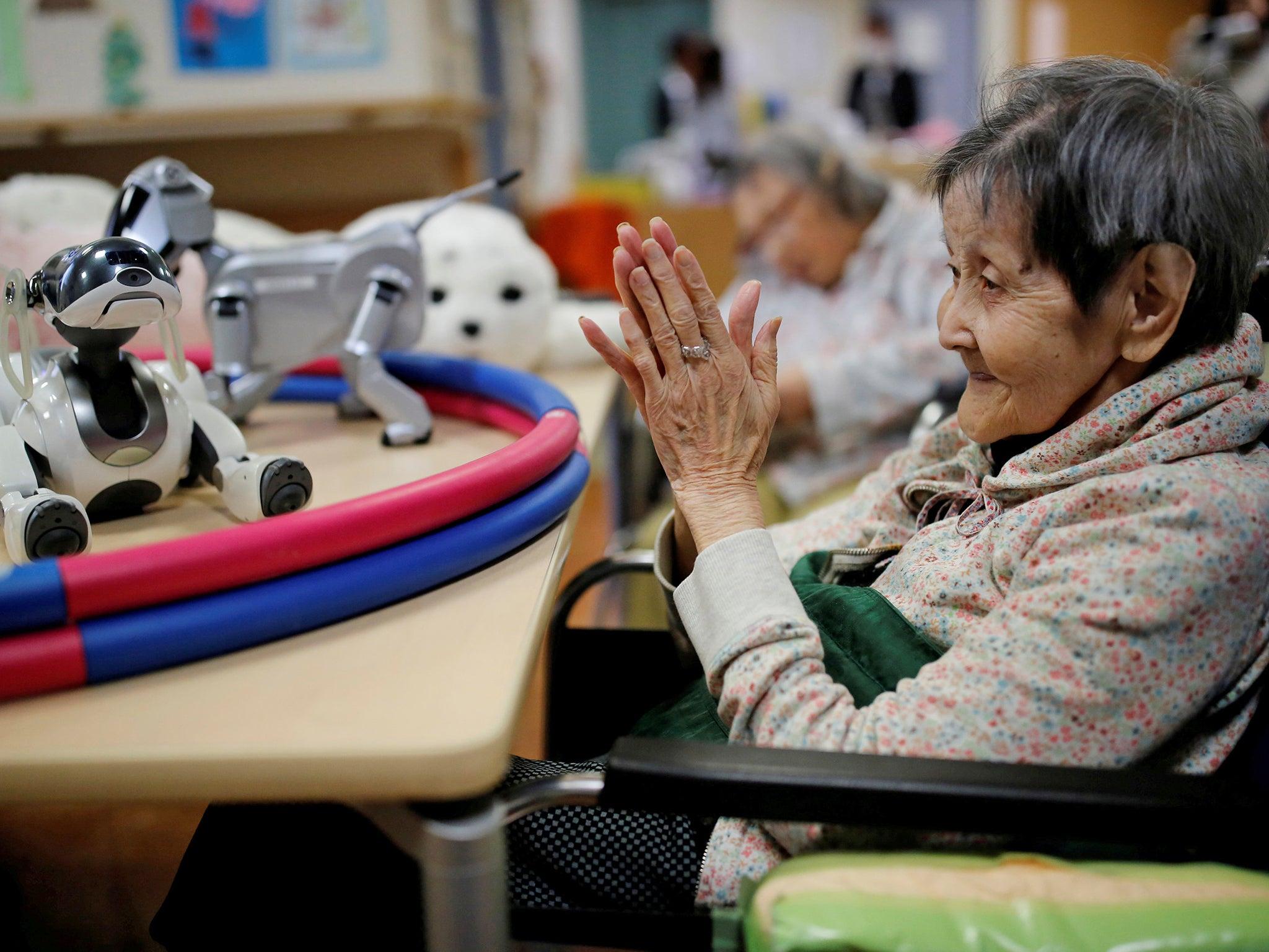 Japanse dating robots
