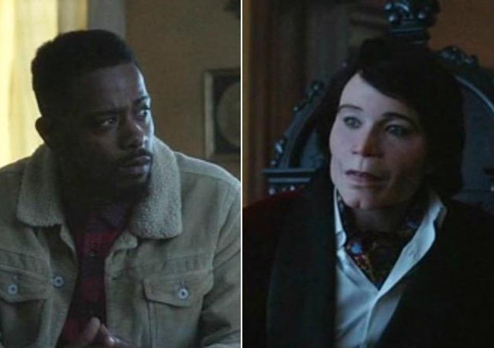 Atlanta: Donald Glover stayed in character as Teddy Perkins night