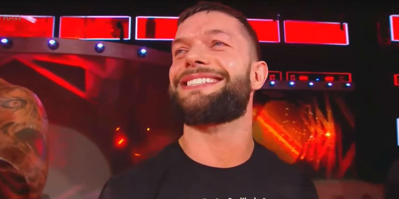 wwe superstar finn balor is donating profits of his