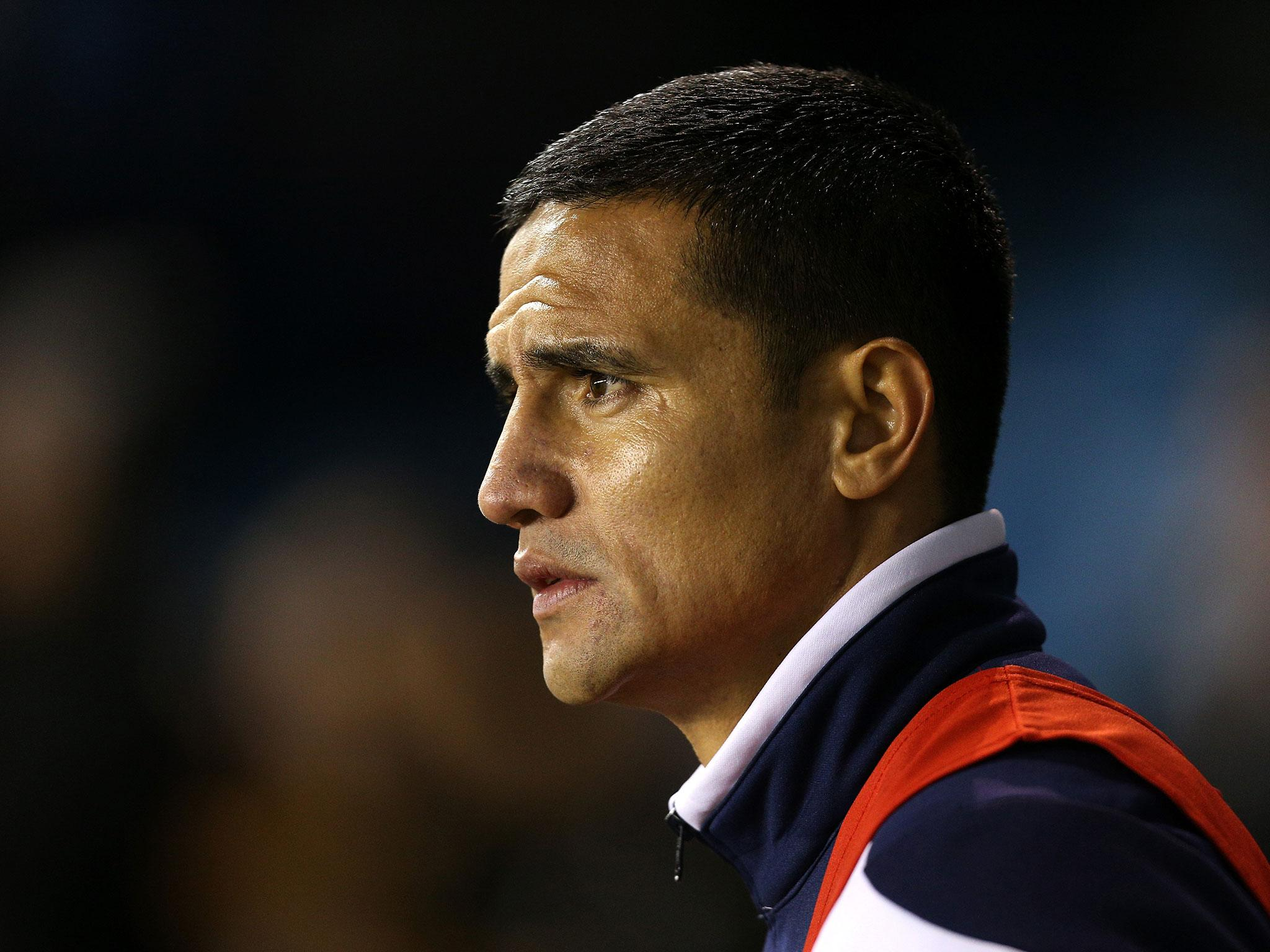 Tim Cahill 'massively' helping Millwall off the field as they push for play-off spot, says Jake Cooper