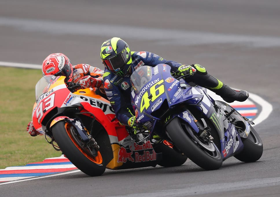 Valentino Rossi Claims Marc Marquez Has Destroyed Motogp And Says
