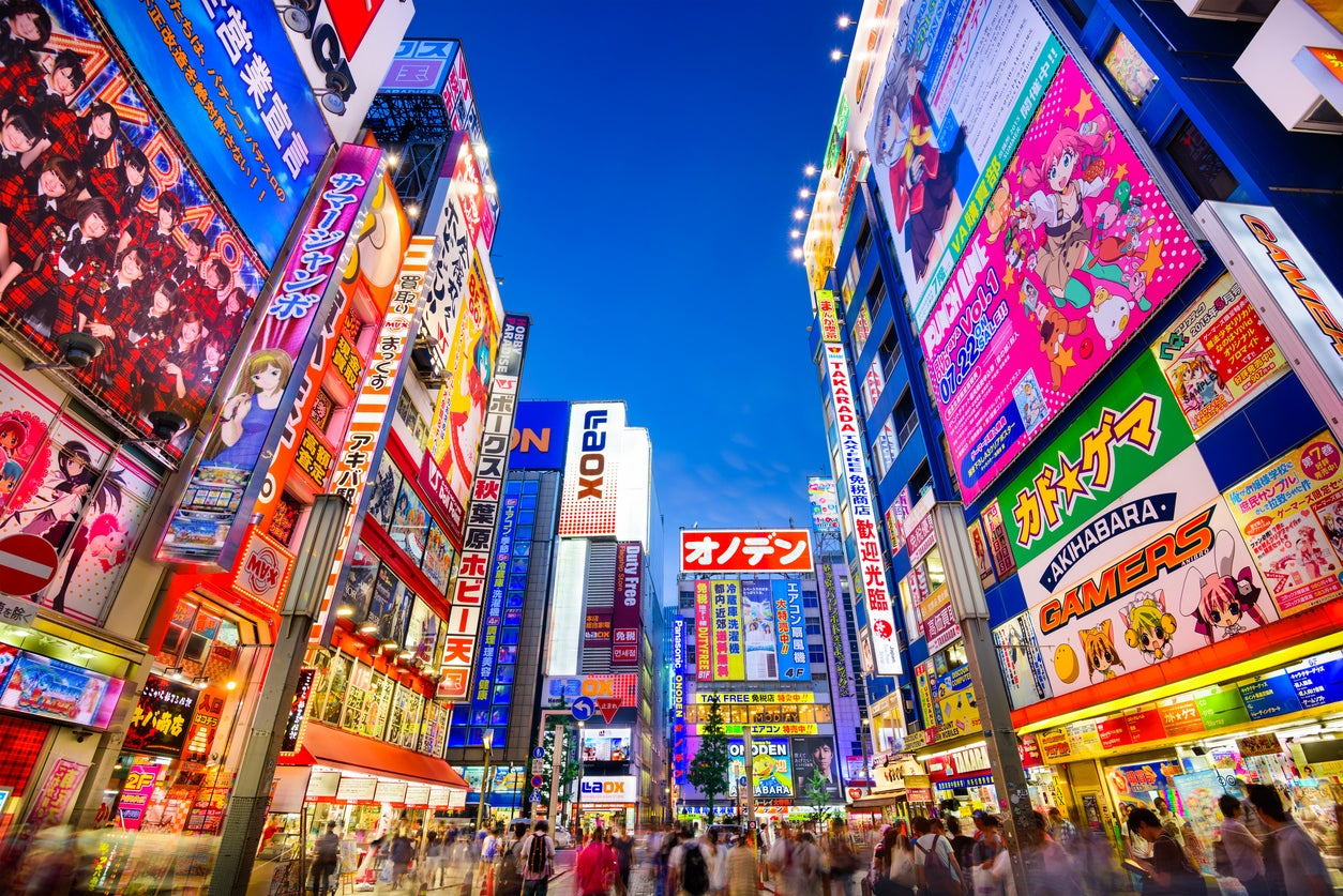 Tokyo guide: Where to eat, drink, shop and stay in Japan's capital city