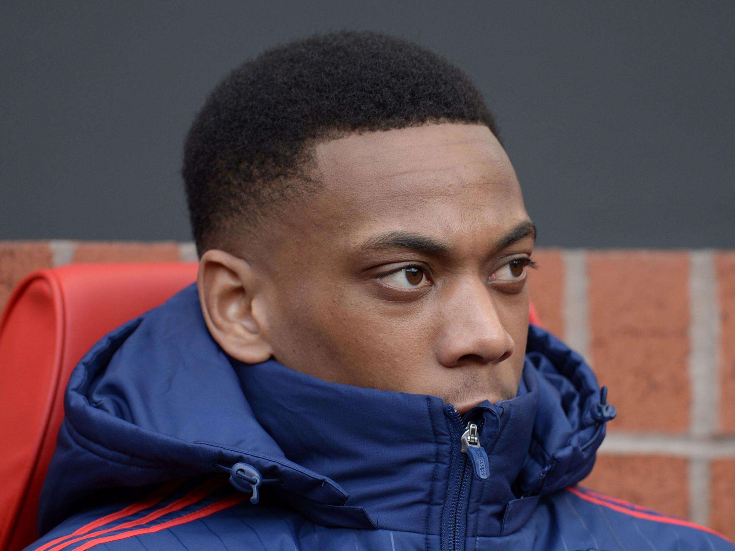 Anthony Martial S Manchester United Future In Further Doubt As Jose Mourinho Once Again Criticises French Forward The Independent The Independent