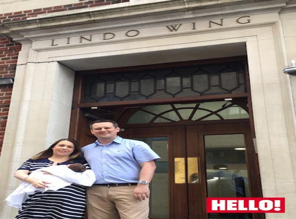 The couple praised the staff as 'absolutely fantastic'